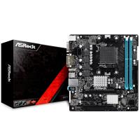 PLACA-MAE ASROCK PARA AMD AM3MAIS MATX DDR3