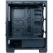 GABINETE GAMER C3 TECH SEM FONTE TORRE MEDIA USB 3.0 TRES VENTOINHAS RGB PRETO COM LATERAL EM ACRILICO