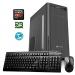 PC AMD FX6 4GB RAM HD 1TB WIN 10 VIDEO GFORCE