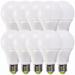 KIT 10 LAMPADAS LED 12W ECONOMICA BIVOLT 25.000h