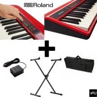 TECLADO ROLAND 61 TECLAS RUBI MIDI BLUETOOTH C/ KIT