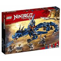 LEGO NINJAGO DRAGAO DE TEMPESTADE 493 PECAS
