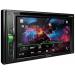 DVD AUTOMOTIVO 2DIN PIONEER 23W TELA 6.2 c/ BLUETOOTH USB AM/FM RCA CAMERA DE RE
