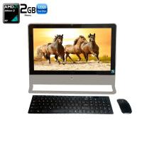 COMPUTADOR TUDO EM UM AOC LCD 18.5 POL DVD-RW ATHLON X2 2GB RAM 320GB HD WIN 7