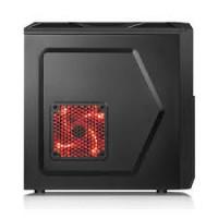 GABINETE GAMER GT-X2 ATX 3 BAIAS - LED