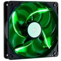 FAN COOLER LED VERDE 120mm 2000 RPM