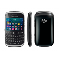 BLACKBERRY SINGLE-CORE 806MHZ OS 7.1 TELA 2.44 GPS 1 CHIP CAM 3.1MPX 3G WI-FI MICRO SD 512MB RAM 512MB ROM