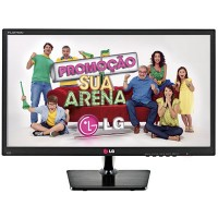 MONITOR DE VÍDEO 19,5' Polegadas WideScreen Tela LED