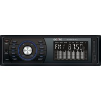 SOM AUTOMOTIVO RÁDIO MP3 FM USB SD - GO TO