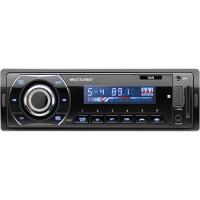 SOM AUTOMOTIVO RÁDIO MP3 FM USB SD Bluetooth - MULTILASER