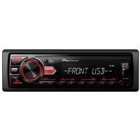 MP3 PLAYER AUTOMOTIVO RÁDIO MP3 FM USB SD, Frente Destacável - SONY- c/ controle remoto.