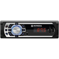 MP3 PLAYER AUTOMOTIVO RÁDIO FM USB SD - MONDIAL
