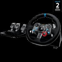 VOLANTE GAMER PS4 PS3 E PC LOGITECH