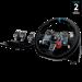 VOLANTE GAMER LOGITECH P/ PS4 PS3 E PC KIT AUTO GAMMER C/ PEDAL E CAMBIO