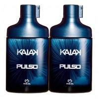 PERFUME NATURA MASCULINO KAIAK PULSO 100ml - 02 UND