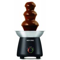 FONTE DE CHOCOLATE MONDIAL 120W DESMONTAVEL - PRATA/PRETA