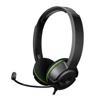 HEADSET GAMER TURTLE BEACH P/ XBOX 360 - PRETO