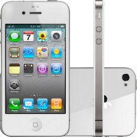 CELULAR IPHONE 4S APPLE 8GB - PRETO