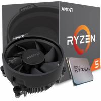 PROCESSADOR AMD RYZEN  3.4GHZ / 3.9GHZ MAX TURBO SEIS NUCLEOS 16MB CACHE