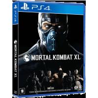 JOGO MORTAL KOMBAT XL PS4 COM CONTEUDOS NOVOS E JA LANCADOS
