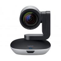Conjunto p/ videoconferência Logitech microfone câmera e alto-falante Bluetooth