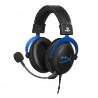 HEADSET GAMER HYPERX PARA PC E PLAYSTATION 4