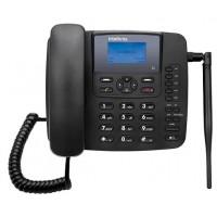 TELEFONE CELULAR FIXO INTELBRAS 3G - PRETO
