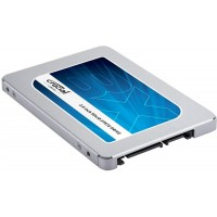 HD SSD CRUCIAL 120GB SATA III 6GBPS SILVER