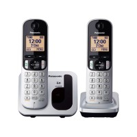 TELEFONE SEM FIO PANASONIC C/ RAMALE IDENTIFICADOR VIVA VOZ
