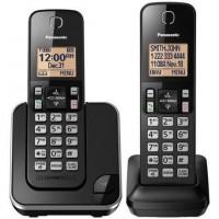 TELEFONE SEM FIO PANASONIC 110V C/ RAMAL E IDENTIFICADOR CHAMADAS
