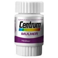 SUPLEMENTO MULTIVITAMÍNICO CENTRUM  MULHER - 1 FRASCO