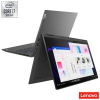 NOTEBOOK HIBRIDO MODO TABLET LENOVO CORE I7 HD 256GB SSD TELA 15 WIN 10 8GB RAM USB 3.0 HDMI