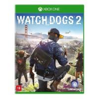 JOGO XBOX ONE WATCH DOGS 2