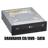 LEITOR E GRAVADOR DVD INTERNO LG