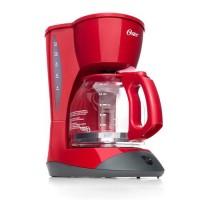 CAFETEIRA OSTER ELLEGANCE 1.8L RED 900W
