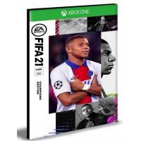 JOGO XBOX ONE MIDIA FISICA FIFA 21 STANDARD EDITION