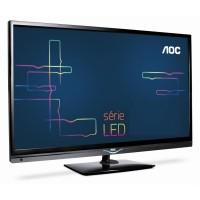 TV 40 POLEGADAS FULL HD + HDMI + CONVERSOR DIGITAL + USB - AOC (bivolt)