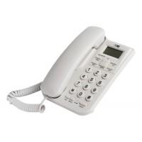 TELEFONE DE MESA FIXO C/ FIO E VISOR OHO