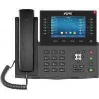 FANVIL TELEFONE IP ENTERPRISE - PRETO