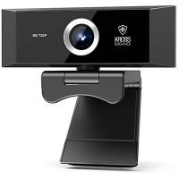 CAMERA WEBCAM HD 720P C/ MICROFONE KROSS ELEGANCE