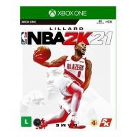 JOGO XBOX ONE BASQUETE NBA 2K 21 - MIDIA DIGITAL