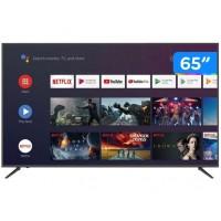 SMART TV 65POL 4K JVC C/ 3 ENTRADAS USB - WIFI BLUETOOTH HDR 4HDMI BIVOLT