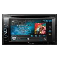 DVD AUTOMOTIVO PIONEER TELA TOUCH 6' USB CARTÃO E INTERFACE P/ANDROID