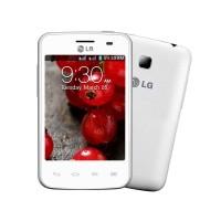 SMARTPHONE LG DUAL CHIP CAM 3MP - C/ ANDROID 4.1 TELA 3,2 - BRANCO