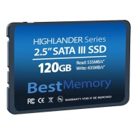 DISCO RIGIDO SOLIDO INTERNO BEST MEMORY - 120GB