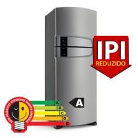 REFRIGERADOR GELADEIRA CONSUL 2 PORTAS FROST FREE 435L INOX