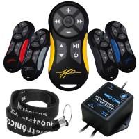 CONTROLE VOLUME SOM AUTOMOTIVO - Alcance 100m