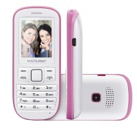 CELULAR DESBLOQUEADO 3 CHIPS VGA MP3 + FONE