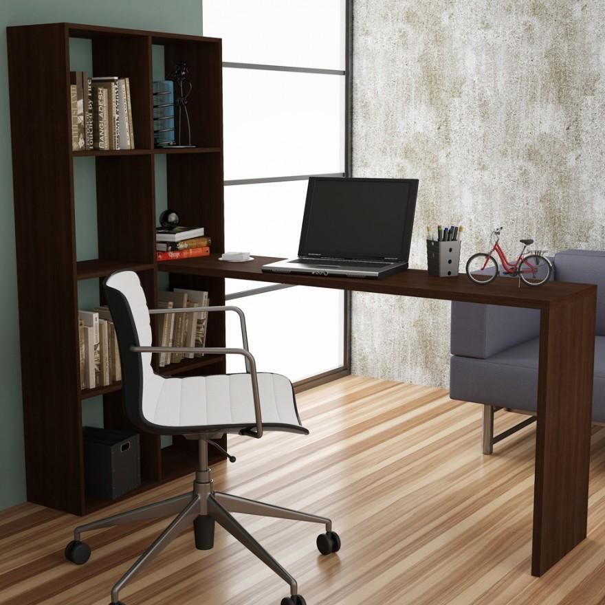 Estante armario c escrivaninha para notebook ctmd eshop - Estantes para armarios ...