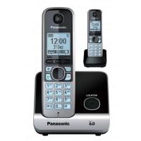 TELEFONE SEM FIO PANASONIC COM IDENTIFICADOR / BLOQUEADOR / 1 RAMAL